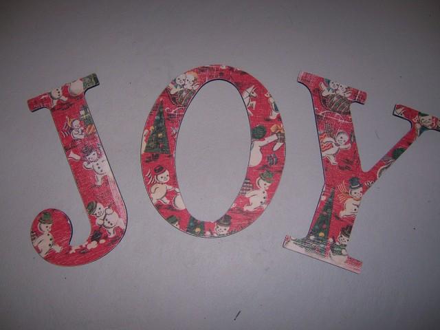 J-O-Y